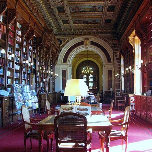 Biblioteca do Palais du Luxembourg