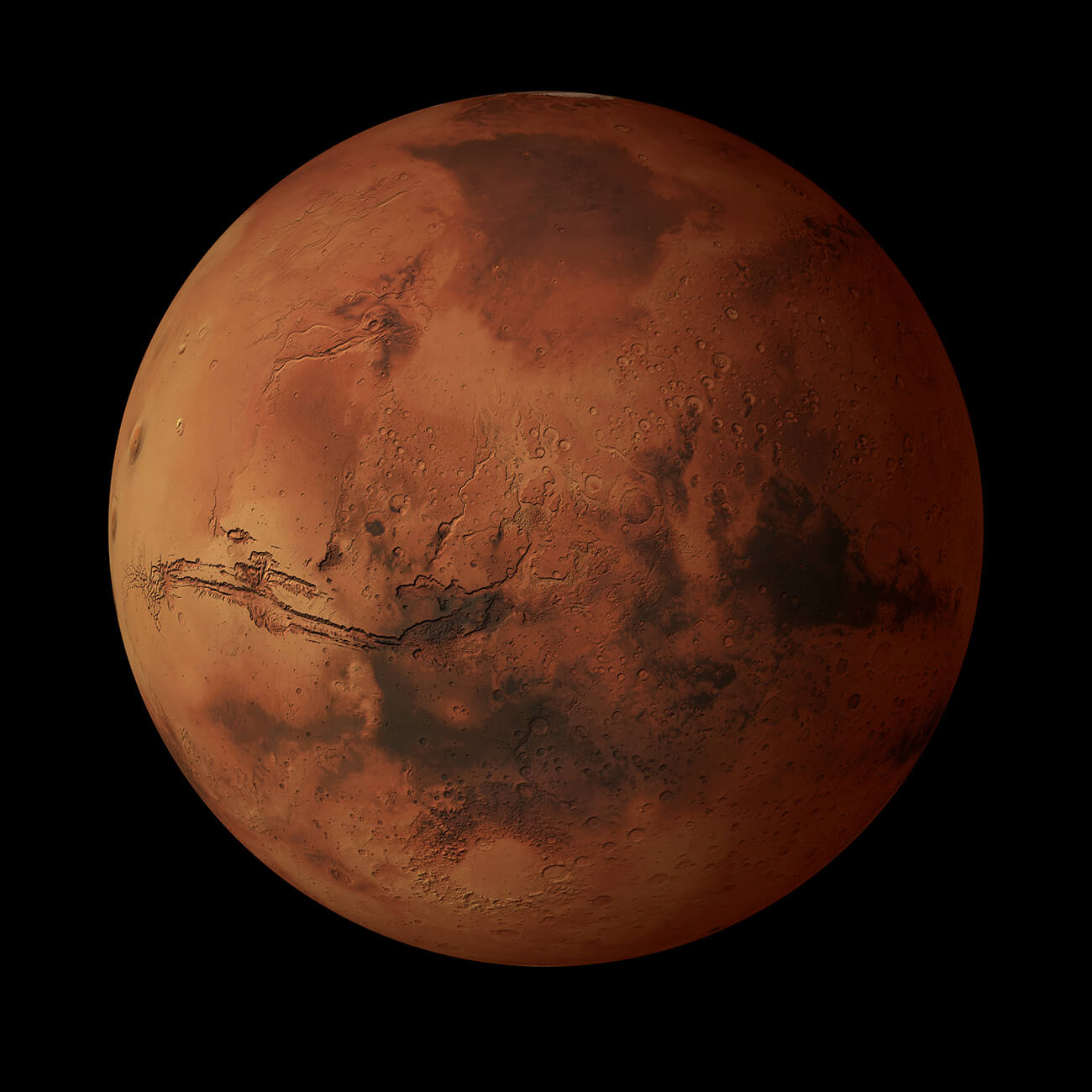 1954 mars red planet - photo #12