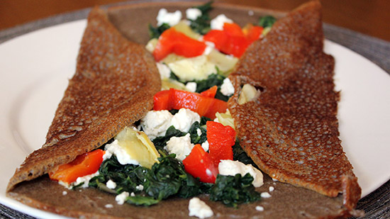 goat-cheese-spinach-crepe-la-petite-france-west-hartford-ct