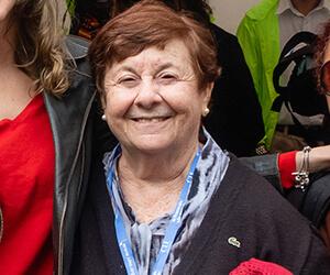 Professora Danielle Goldstein