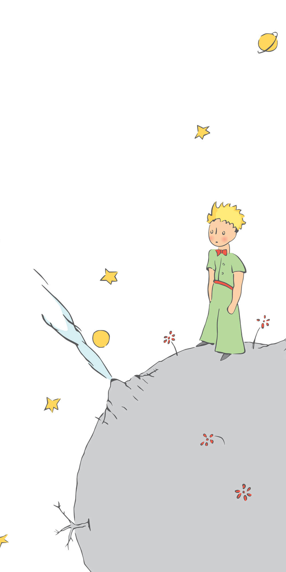 citações e frases o pequeno príncipe