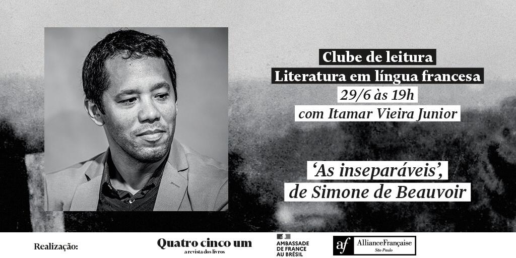 club de lecture _as inseparaveis